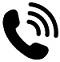siyah renkli telefon